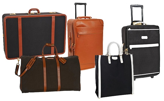 Stylish Luggage: T. Anthony Travel Pieces