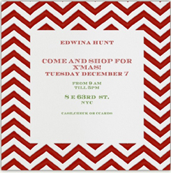 Edwina Hunt Trunk Show Holiday Shopping