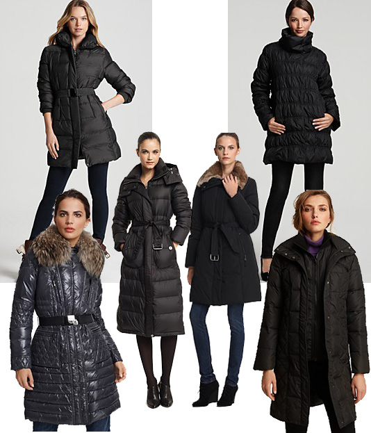 Winter Warm Bloomingdale's Puffer Coats : quilted long down coat - Adamdwight.com