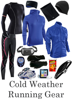 Cold Weather Running Gear