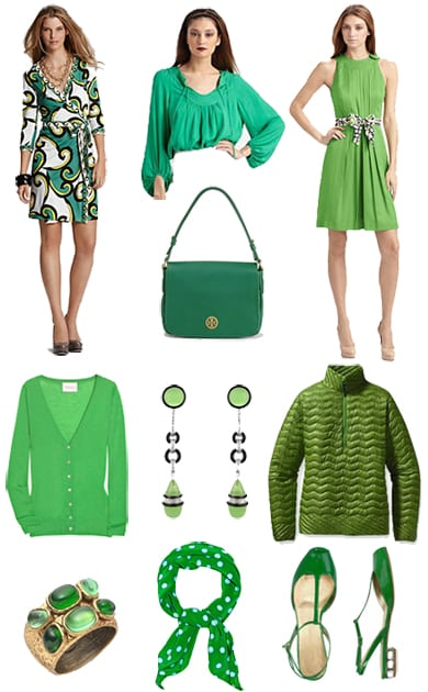 Go Green for Saint Patrick's Day