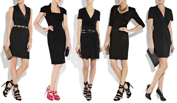 How To Wear A Little Black Dress Nasha Bendes