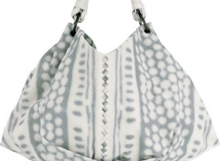 Bottega Veneta Milk Shaded Bag