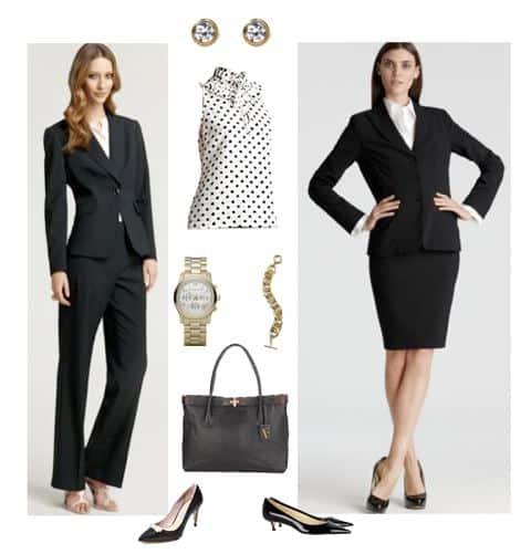 Work It! High vs Low End Dressing