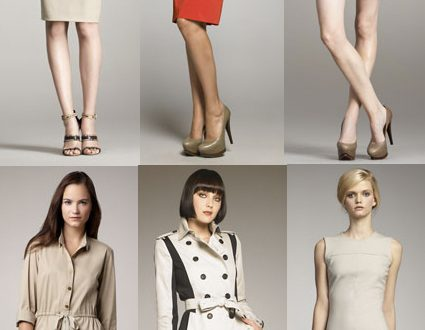 Color Block Fashion Bergdorf Goodman
