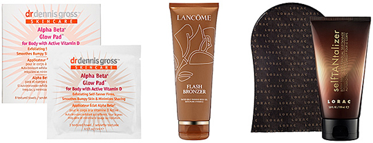 lancome flash bronzer instructions