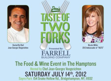 Dan's Taste of Two Forks