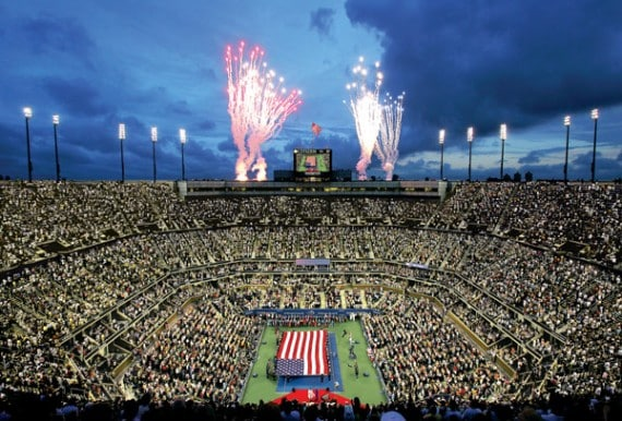 2012 US Open Tennis Championships