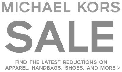Michael Kors Sale
