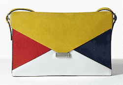 Céline Diamond clutch