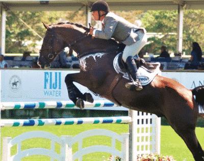 The Hampton Classic Horse Show 2012