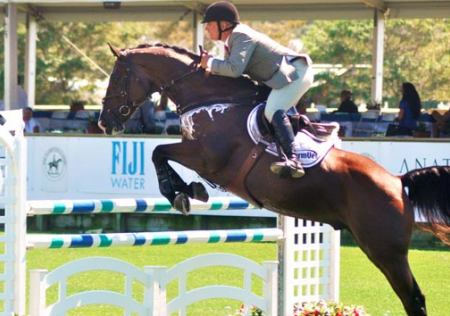 The Hampton Classic Horse Show 2012