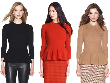 Tory Burch for Fall