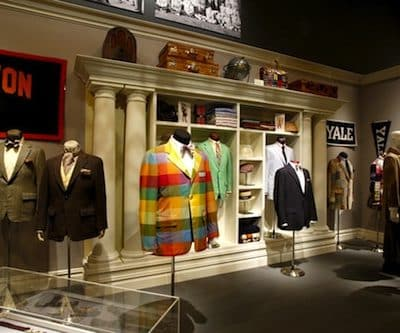Ivy Style Exhibit at the Museum at FIT