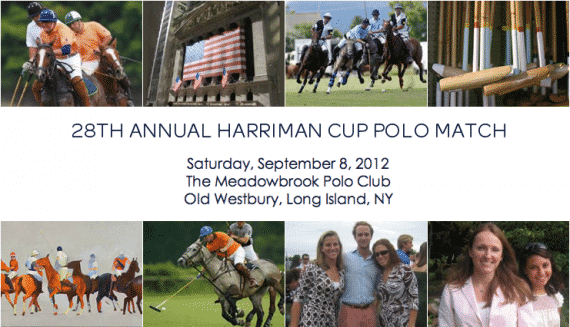 Harriman Cup Polo Match