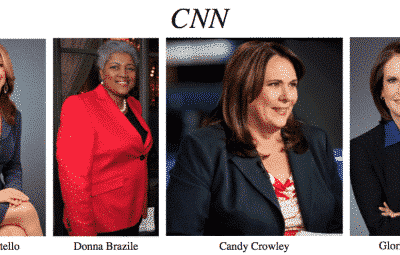 CNN Female Political Correspondents