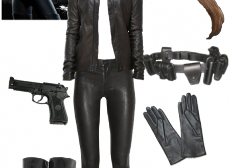 Anne Hathaway The Dark Knight Rises Catwoman Costume
