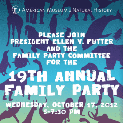 American Museum of Natural History 19th Annual Family Party