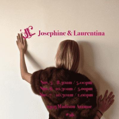 Josephine & Laurentina Trunk Show