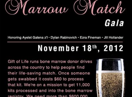 The Marrow Match Gala