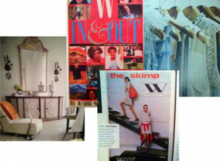 W Magazine 40th Anniversary