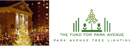 The Fund for Park Avenue Tree Lighting 2012