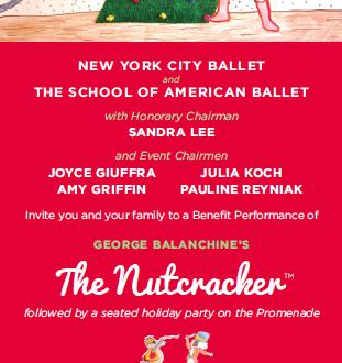 New York City Ballet Nutcracker