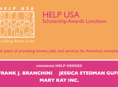 HELP USA Scholarship Awards Luncheon 2012 for Survivors of Domestic Violence