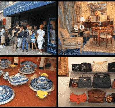 Society of Memorial Sloan-Kettering Cancer Center Thrift Shop Winter Wonderland Sale
