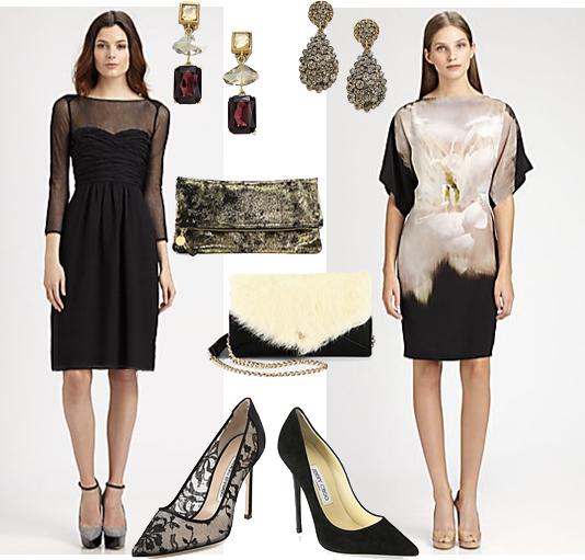 Cocktail Wear Winter - Eligent Prom Dresses