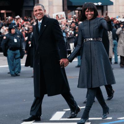 Michelle Obama Inauguration Day Belt