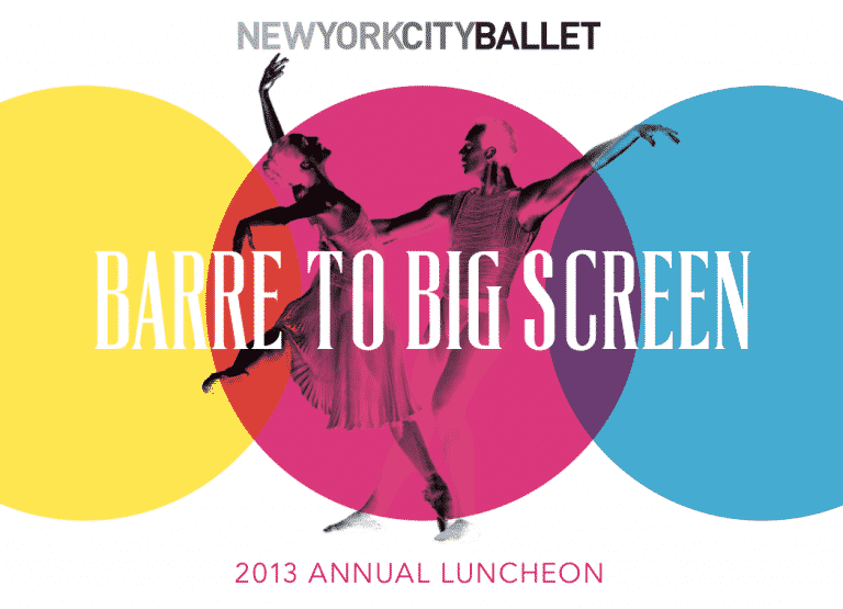 NYC Ballet Annual Luncheon