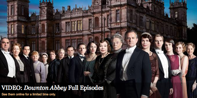 downton abbey pbs