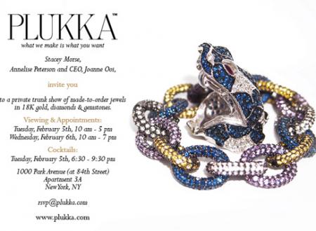 Plukka Jewelry Show