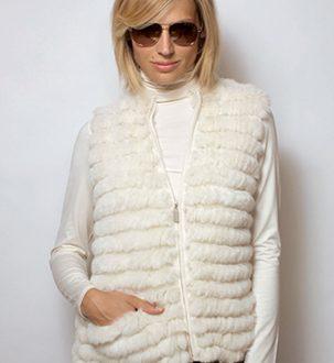 White Vest Glamourpuss
