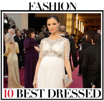 vogue best dressed oscars