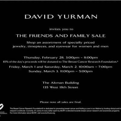David Yurman Sale