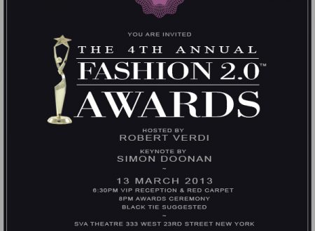 The 4th Annual Fashion 2.0 Awards