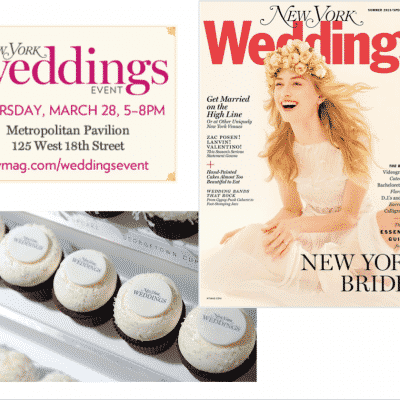 ny magazine weddings