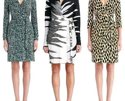 DVF Wrap Dresses