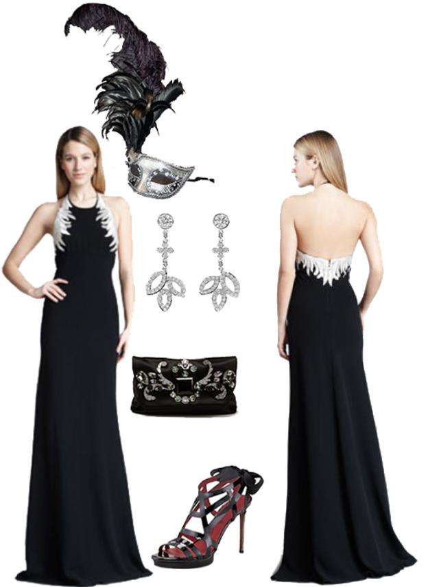 Save Venice Black & White Masquerade Ball