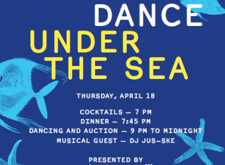 museum dance under the sea