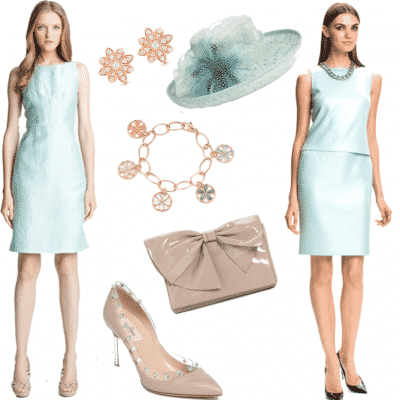 what to wear central park hat luncheon