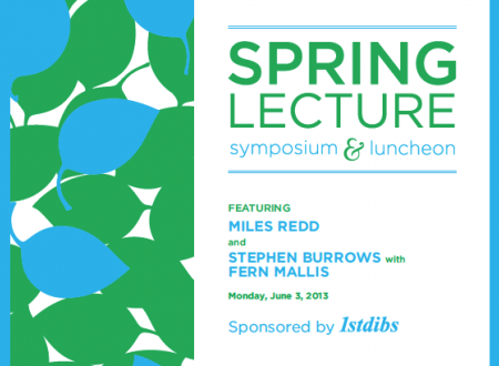 MCMY Spring Lecture and Luncheon