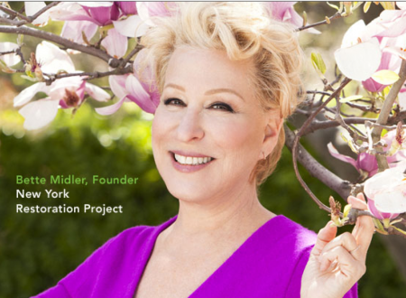 Bette Midler nyrp