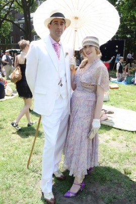 Jazz Age for a day
