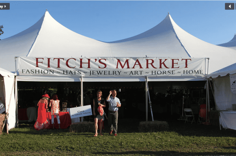 Shopping Fitch's Market