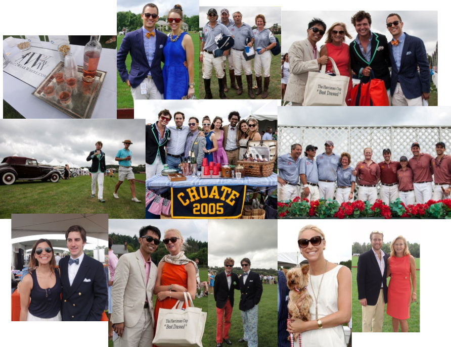 Harriman Cup 2013 Photo Collage