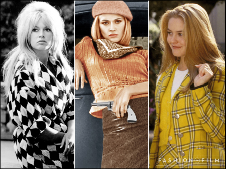 Daily Candy: Fashion in Film over the Decade