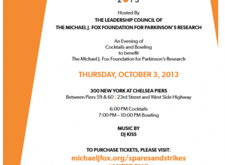 michael j fox foundation